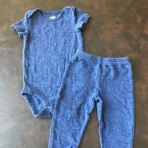 2 full sets of Child of Mine 3-6 months outfits